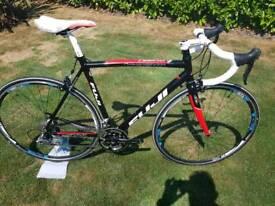 Fuji Team Road Bike Alu/Carbon 52cm