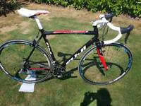 Fuji Team Road Bike Alu/Carbon 52cm