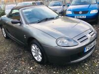 MG TF 1.6 PETROL CONVERTIBLE ROADSTER MANUAL 2004