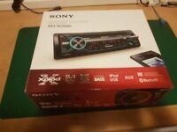 I'm selling a Sony Mex-N5200BT car radio.