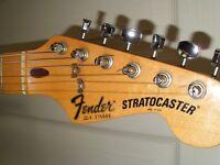 Rare USA Fender Stratocaster 1982 Dan Smith excellent condition