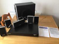 5.1 Surround Sound, Samsung, Good working order, used.