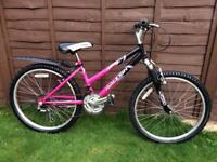 Ladies / girls Raleigh bike