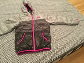 Girls Northface Moondoggy jacket