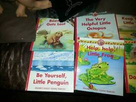 young readers books like brand new