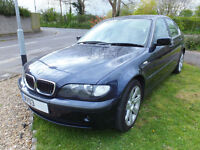 BMW 320i SE, Automatic, 2.2Litre , 2003 , one previous owner.