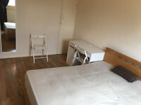 Fantastic Double Room Available Now - Close to Canary Wharf - NO AGENCY FEE - Bills included