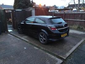 Vauxhall Astra 1.9 Cdti sri exterior pack