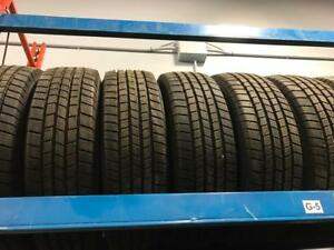 TRAX 0797 4- NEW TAKE OFF 245/75R17 OR 235/80R17  FORD CHEV DODGE  GMC 3500 TIRES FOR DUALLY  $ 900 set