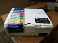 Olympus D-720 14MP 10xZoom 4GB card
