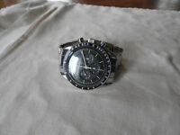 Omega Seedmaster Moonwatch, 145022-69 only 9 years use from new