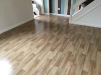 Carpet Lino laminate fitter