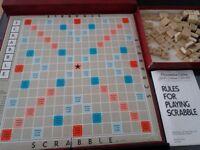 Collectors - Scrabble 1878-1978 Presentation Edition