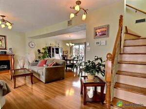 459 000$ - Maison 2 étages à vendre à Ahuntsic / Cartierville West Island Greater Montréal image 2