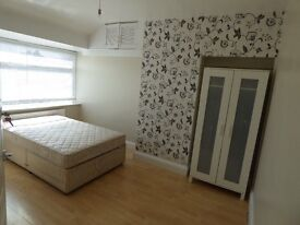 A big, modern and spacious double room