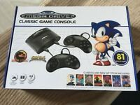 ONLY £50!!! SEGA MEGA DRIVE WITH 81 GAMES