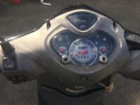 Honda ps 125 2011