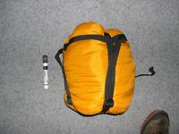 3 season sleeping bag – Ajungilak Kompakt