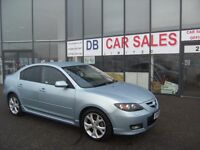 2008 58 MAZDA 3 1.6 SPORT 4D 105 BHP *** GUARANTEED FINANCE ***PART EX WELCOME***