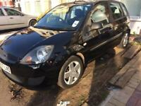 Ford fiesta zetec 1.4, 71,000 mileage,full Year mot, 2nd owner £1499 ONO