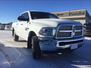 2014 Ram 3500 Laramie One local Owner, Serviced with us