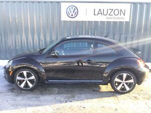 2012 Volkswagen Beetle 2.0 TSI Sportline (A6)