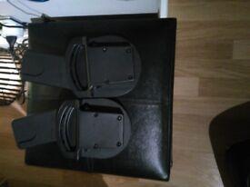 Sola Car Seat Adaptors - mamas & papas