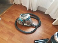 Vax Canister Vacuum with HEPA filter