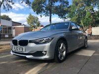 BMW 320D SE Automatic with Business Sat Nav, Heated Leather Seats and Full BMW S/H Hpi Clear