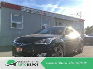 2013 Hyundai Veloster TECH | NAVI | PANO ROOF | 2 SETS OF TIRES