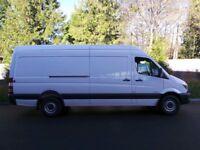 Van and Man Services (Local, Nationwide and European)