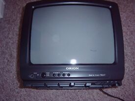 ORION PORTABLE TELEVISION,