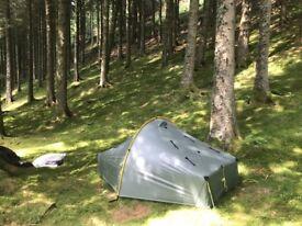 FOR SALE: Tarptent Scarp 1 tent.
