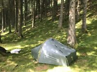 FOR SALE: Tarptent Scarp 1 tent.