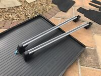 GENUINE BMW X5 E70 ROOFBARS