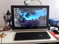 ASUS all in one PC in excellent condition