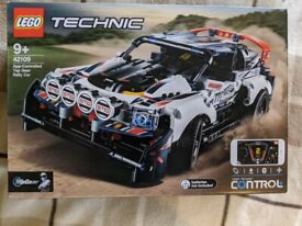 Lego Technic Top Gear Rally Car - New and Unopened