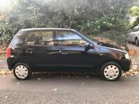 Suzuki Alto 1.0L 5 Door Hatchback Black 2005 £795 ono