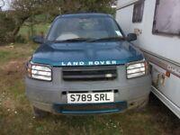 landrover freelander breaking for spares headgasket call