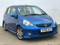 2006 HONDA JAZZ 1.4 i-DSI SPORT 5 DOOR HATCHBACK 2 OWNERS FROM NEW