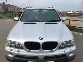2004 04 BMW X5 turbo diesel MOT Feb 2018