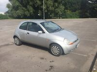 Ideal first car Ford Ka collection in silver long mot ,great on fuel ,px welcome