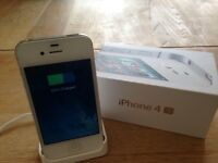 Apple iPhone 4S 16GB White EE - Boxed