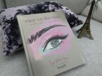 Easy on the eyes Lisa Potter Dixon tutorial book for eye makeup