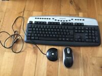 Creative Labs WCU90D Wireless Keyboard and Mouse