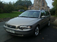 2004 V70 SE 2.4 170Bhp Automatic With Full Service History, 18Stamps. Owned From 8months Old