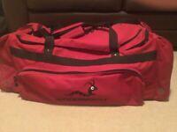 Woodworm cricket equipment bag. Full size.