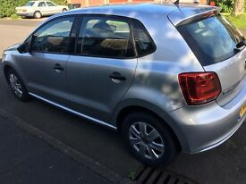 VW POLO 2011 Very Low Mileage Service History