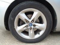 FORD FOCUS MK2 FACELIFT ALLOYS [SET OF 4 WITH TYRES]