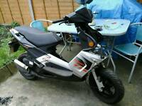 Qingqi 50cc moped spare or repair, 2011 £150 ono